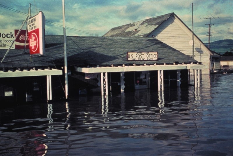 1-Alviso Post Office - 1983-color