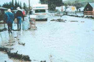 Lower Berryessa Creek Historical Flooding