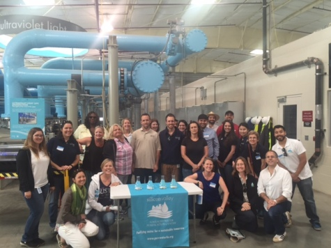 Water Educators Tour at SVAWPC June 2016