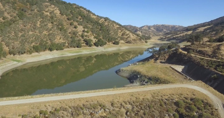 Pacheco current dam